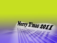 Free 2011 X Mas Stock Images - 22197294