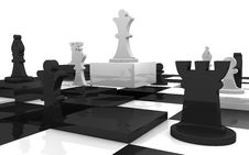 Free Chess Royalty Free Stock Images - 22198979