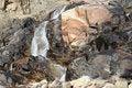 Free Mountain Waterfall Royalty Free Stock Photos - 2223358