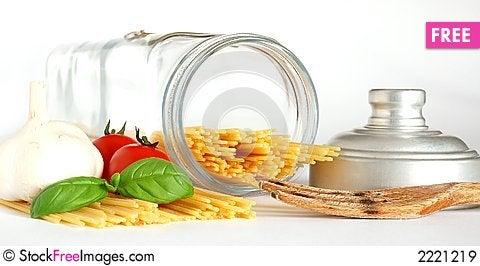 Free Italian Pasta Royalty Free Stock Images - 2221219
