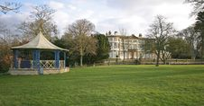 Free Sewerby Hall And Bandstand Stock Photos - 2220493