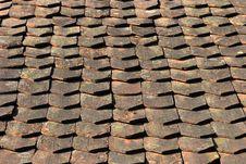 Free Damaged Roof Royalty Free Stock Photo - 2220555