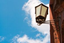 Free Old Street Lantern Royalty Free Stock Photo - 2220725