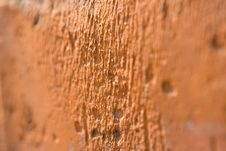 Free Structure Of An Old Red Brick Stock Image - 2220841