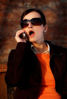 Free Phoning Stock Photos - 2221963