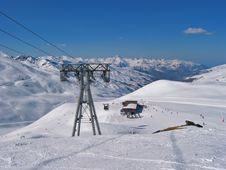 Free Ski Resort Royalty Free Stock Images - 2221999
