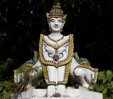 Free Thai Temple Stock Photography - 2222592