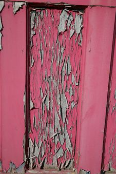 Free Old Peeling Paint Royalty Free Stock Photo - 2226685