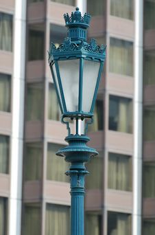 Free Street Lamp Royalty Free Stock Photos - 2228838