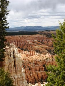 Free Bryce Canyon2 Royalty Free Stock Photo - 2228905
