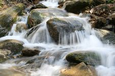 Free Falling Water Royalty Free Stock Image - 2229326
