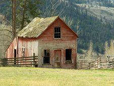 Free Abandoned Farmhouse Stock Photos - 2229443