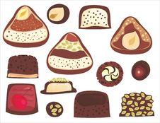 Free Chocolates! Stock Photography - 22201092