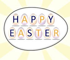 Free Happy Easter Royalty Free Stock Images - 22201469