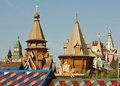 Free Izmailovo. View Of The  Kremlin  Towers Royalty Free Stock Image - 22215246