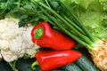 Free Fresh Vegetables Royalty Free Stock Photography - 22216897