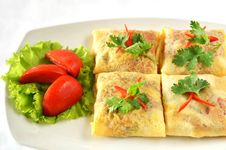 Free Omelet Stock Images - 22210874