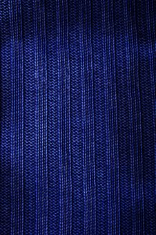 Free Texture Fabric Of Dark Blue Color. Vertical Stock Photography - 22211042