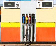Free Gas Station Stock Photo - 22212220