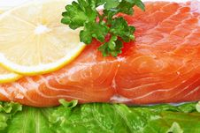 Free Salmon Stock Photography - 22212752