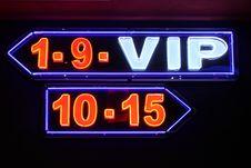 Free VIP Seats Guidance Stock Photos - 22215453