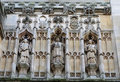 Free Wall Sculpture At Christ Church University Oxford Royalty Free Stock Images - 22227249