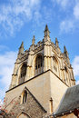 Free Church Spire In Oxford City Royalty Free Stock Photos - 22227358