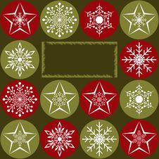 Free Christmas Greeting Card Stock Photo - 22220600