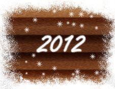 Free New Year 2012 Stock Photo - 22222480