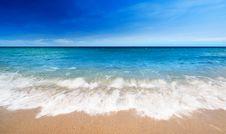 Free Paradise Cove Stock Photography - 22226412