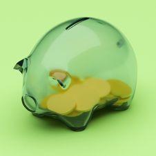 Free Piggy Bank Stock Photos - 22226433