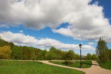 Free City Park Stock Image - 22227051