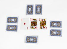 Free Game Cards Stock Image - 22228661