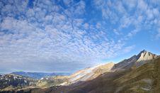 Free Brisen Mountain Ridge Stock Image - 22228691
