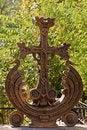 Free The Bronze Cross Stock Photos - 22230543