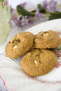 Free Close Up Three Of Cookies Royalty Free Stock Photos - 22232078