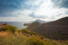 Free The Cabo De Gata In Almería Royalty Free Stock Images - 22231159