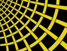 Free Abstract Dynamic Yellow Bar Background Stock Image - 22232471