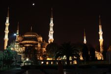 Free The Sultan Ahmed Mosque, Istanbul. Stock Photos - 22235203