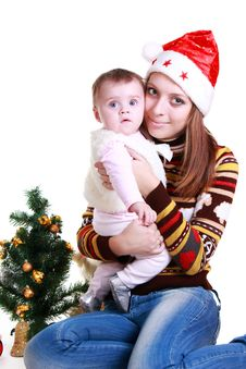 Free Looking Forward To Christmas Royalty Free Stock Image - 22235806