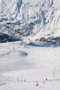 Free On The Slopes Of Obergurgl. Austria Royalty Free Stock Image - 22241466