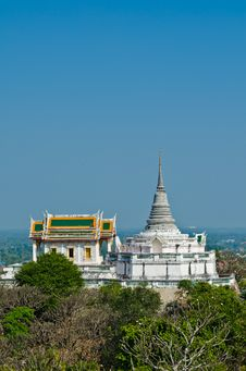 Free Phra Nakhon Khiri Park In Phetchaburi, Thai Royalty Free Stock Photography - 22241247