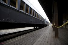 Free Historical Train Station In Old Sacramento Stock Photo - 22242000