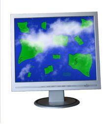 Free Dollars On Display Stock Photography - 22246302