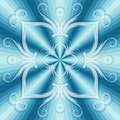 Free Christmas Blue Seamless Pattern Royalty Free Stock Photography - 22255627