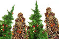 Free Christmas Trees Royalty Free Stock Photography - 22258817