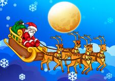 Free Santa Claus Stock Image - 22250381