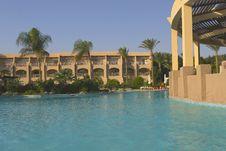Luxury Resort Pool (Red Sea, Egypt) Stock Images