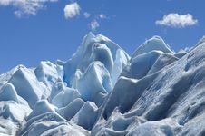 Free Blue Ice Perito Moreno Stock Image - 22252231