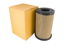 Free Close-up Of A Air Filter And Box Stock Image - 22255001